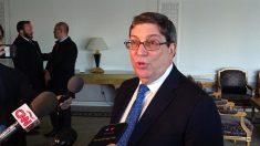Cuba convoca a jefa de misión de EE.UU. tras ataque a su embajada en Washington