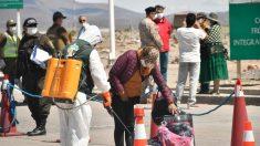"""Bolivia decide """"encapsular"""" una ciudad considerada como foco del virus del PCCh"""