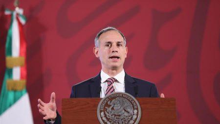 Estados Unidos dona a México 3 millones de dólares para combatir la pandemia