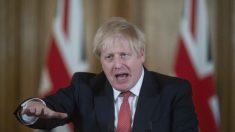 El primer ministro del Reino Unido, Boris Johnson, ingresó en un hospital por COVID-19