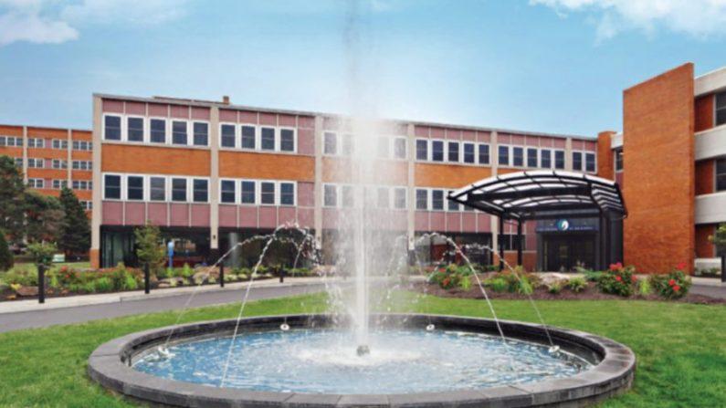 El Centro de Rehabilitación y Bienestar de Brighton en el condado de Beaver, Pennsylvania, considera que sus 450 pacientes y casi 300 empleados que viven o trabajan allí han dado positivo en el test del virus del PCCh. (Google Maps)