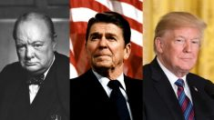 Churchill, Reagan y Trump, y la percepción del mal