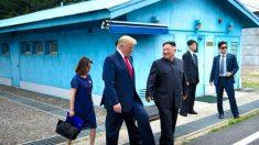 """Trump dice que Kim Jong-un goza de """"buena salud' tras rumores"""