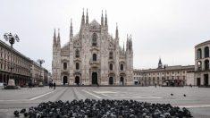 Aumenta el número de muertes en Italia por el virus del PCCh y las medidas de bloqueo se reducen