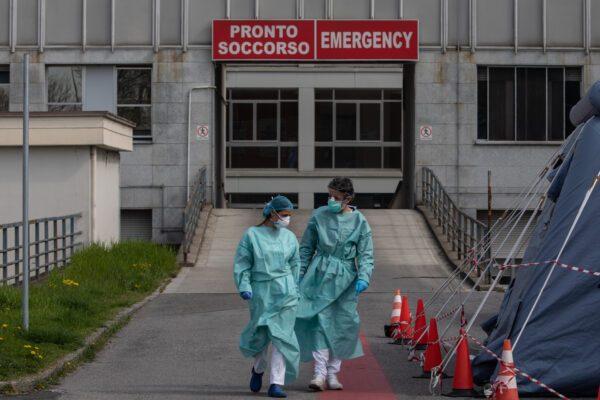 Italia confirma 760 nuevas muertes de COVID-19 pero autoridades piensan que el número real es mucho Mayor