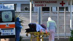 Italia reporta 525 muertes por el nuevo virus del PCCh, el aumento más bajo en 2 semanas