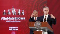 El Gobierno de México pide ayuda a médicos y enfermeras de 60 a 65 años