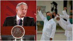 México: AMLO podría solicitar médicos cubanos para enfrentar el virus del PCCh