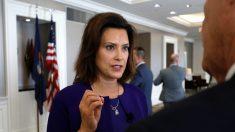 La gobernadora de Michigan extiende la orden de quedarse en casa hasta fin de mes