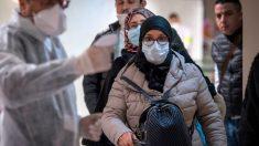 Una base aérea marroquí se convierte en un foco del virus del PCCh con 160 casos
