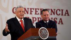 López Obrador le pide a Donald Trump que le venda a México 10,000 respiradores y monitores