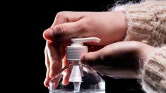 Producción de desinfectante de manos limitada por escasez de botellas plásticas durante la pandemia