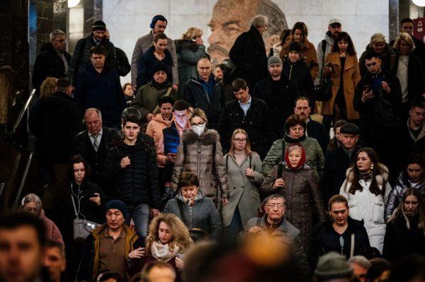 Putin declara no laborables todos los días hasta el 30 de Abril por el Covid-19