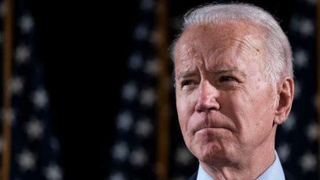 Biden consigue apoyo de representante de Georgia y de senador de Ohio para la presidencia