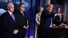 ¿Asociación Corresponsales de la Casa Blanca permite propaganda comunista en conferencias de prensa?