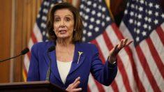 Fondos para los estados por la pandemia entrarán en el próximo proyecto de ley de ayuda, dice Pelosi