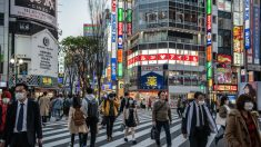 Japón amplía a todo el país el estado de alerta sanitaria por el virus del PCCh