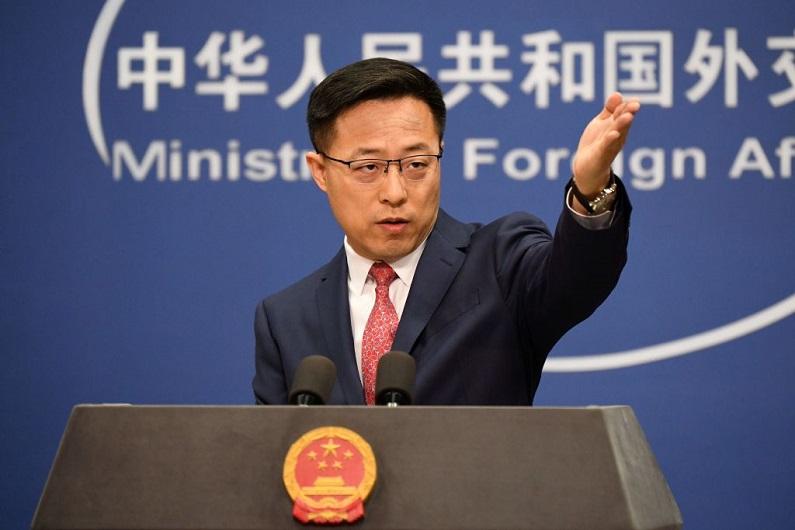 """Régimen chino se """"opone firmemente"""" a extradición de Alex Saab a EE. UU."""