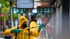 La cifra de muertos en Brasil llega a 941, con 17,857 casos del virus del PCCh