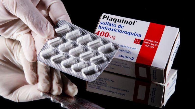 Hidroxicloroquina y otros fármacos no protegen completamente contra el COVID-19, según investigación