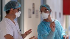 Francia detecta un primer caso de la cepa del virus del PCCh detectada en Sudáfrica