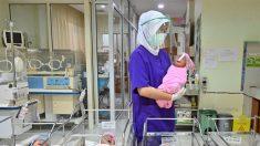 Costa Rica investiga el contagio de un bebé de 5 días de nacido por COVID