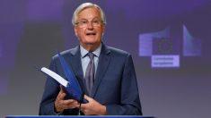 """La UE califica de """"decepcionante"""" la nueva ronda de negociación con Reino Unido"""