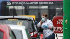 Las muertes por el virus del PCCh en el Reino Unido ascienden a 31,241, tras sumar 626