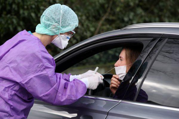 Alemania registra casi 6200 nuevos contagiados y 140 muertes en 24 horas