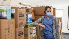 EE.UU. eclipsa a China en contribuciones de respuesta a la pandemia, mientras Beijing se promueve