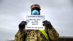 Dos soldados estadounidenses derrotan al COVID-19 tras tomar droga contra el ébola, Remdesivir