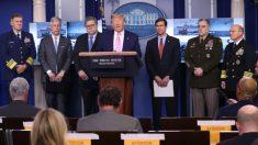 Trump ordena activación de la Reserva de las Fuerzas Armadas para luchar contra cárteles de droga