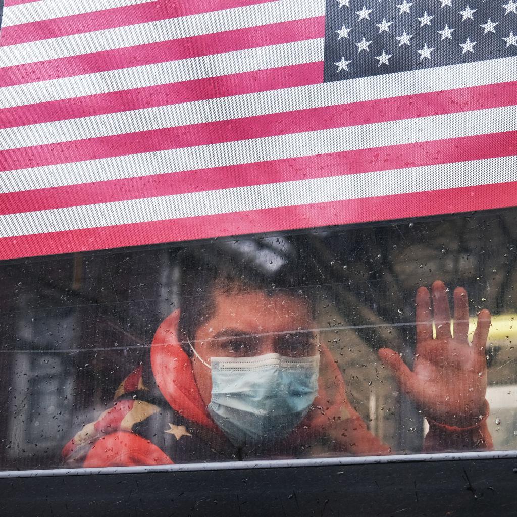 EE.UU. registra el Mayor número de muertes en un solo día por Covid-19 fuera de China