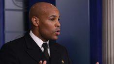 """Cirujano general dice que los afroamericanos tienen """"mayor riesgo"""" al COVID-19"""