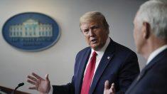 Trump firma orden de restricción de inmigración durante 60 días