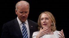 Hillary Clinton respalda a Joe Biden para presidente