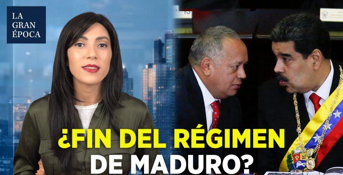 Venezuela: ¿Llegó el fin del régimen de Nicolás Maduro?   Opinión
