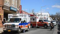 Las urgencias en Nueva York empiezan a recibir menos pacientes, pero aumentan los casos graves