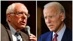 Bernie Sanders apoya a Joe Biden tras dejar la carrera presidencial