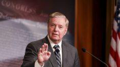 """Lindsey Graham pide sanciones contra el régimen chino por ser el mayor """"patrocinador de pandemias"""""""