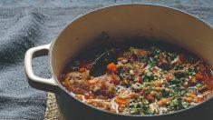 4 recetas fáciles usando solo una cacerola y la despensa para nutrir a  tu familia y a ti