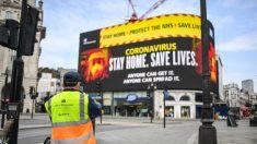 Mueren 737 infectados por el virus del PCCh en Reino Unido y las víctimas ascienden a 10,612