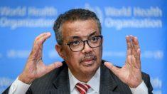 Cada da vez más legisladores americanos piden quitar financiamiento a la OMS