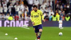 Messi agradece a los sanitarios su trabajo en la crisis del virus del PCCh