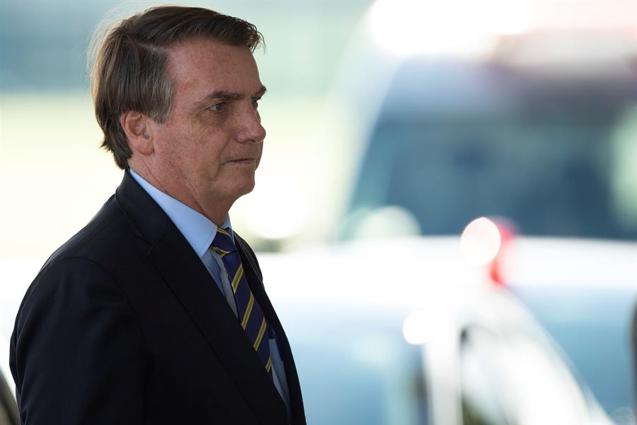 Bolsonaro reafirma que no será obligatoria la vacuna y el pasaporte sanitario