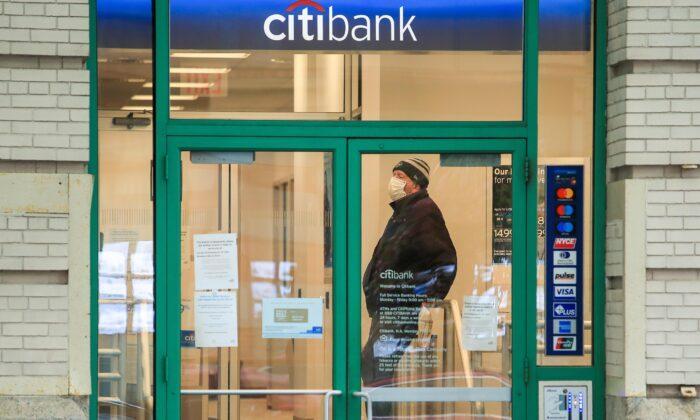 """Citigroup es el primer banco de Wall Street que acuerda someterse a auditoria de """"equidad racial"""""""