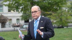 175 millones de estadounidenses pronto comenzarán a recibir subsidios, dice Kudlow