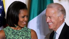 """Biden elegiría a Michelle Obama para ser su vicepresidenta """"en un instante"""""""