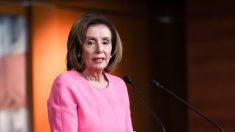 """Pelosi """"satisfecha"""" con respuesta de la campaña Biden a la acusación de agresión sexual"""