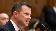 Strzok se esforzó en mantener abierta investigación a Flynn cuando FBI pidió cerrarla en enero de 2017
